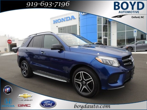 2017 Mercedes-Benz GLE in Oxford, NC