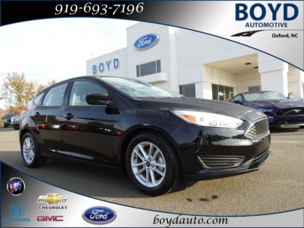 2018 Ford Focus in Oxford, NC