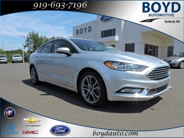 2017 Ford Fusion in Oxford, NC