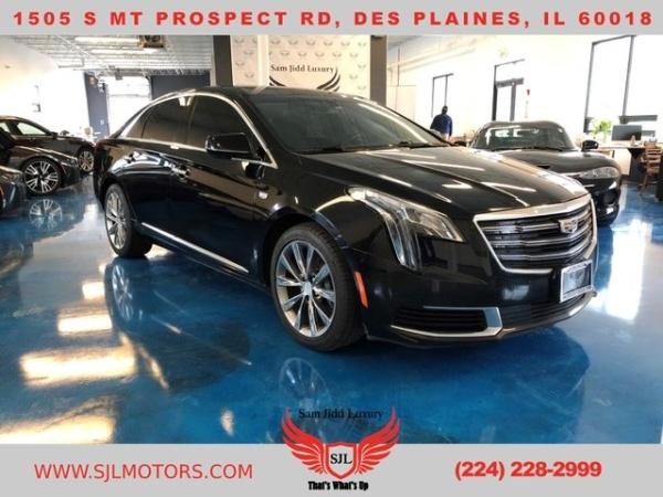 2018 Cadillac XTS Pro Livery