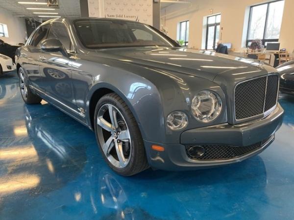 2016 Bentley Mulsanne in Des Plaines, IL