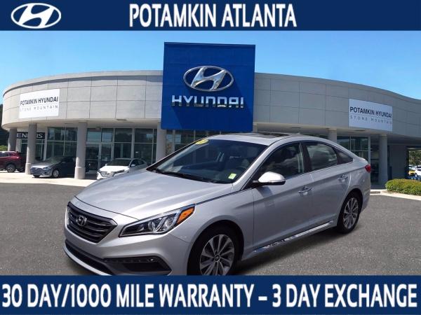2017 Hyundai Sonata in Lilburn, GA
