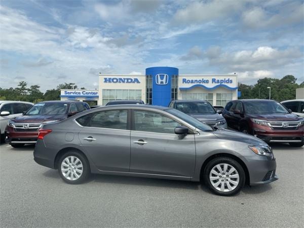 2018 Nissan Sentra in Roanoke Rapids, NC