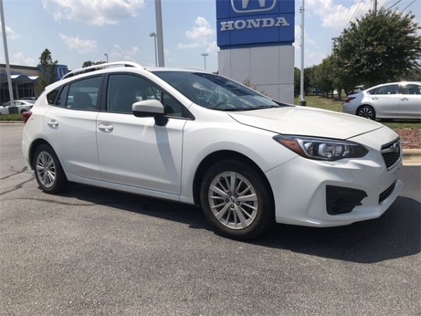2017 Subaru Impreza in Wilson, NC