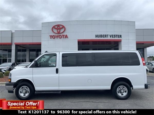 2019 Chevrolet Express Passenger in Wilson, NC