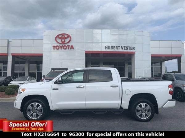 2017 Toyota Tundra in Wilson, NC