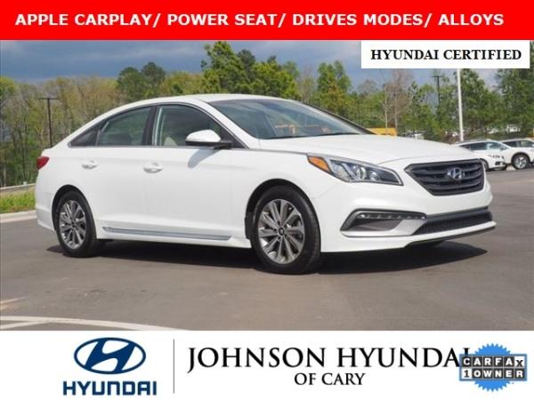 2017 Hyundai Sonata in Cary, NC