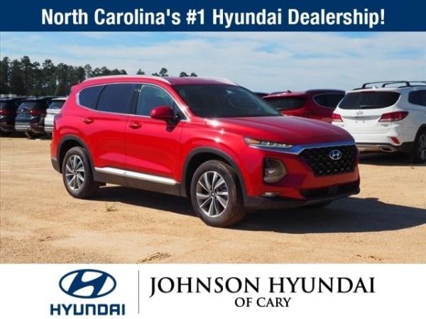 2019 Hyundai Santa Fe in Cary, NC