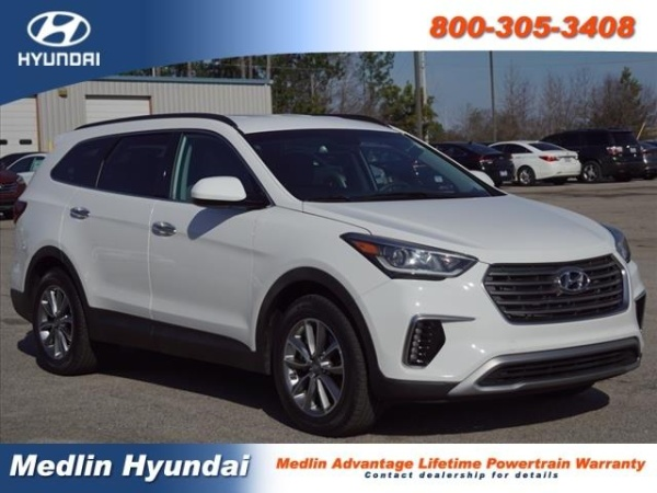 2018 Hyundai Santa Fe in Rocky Mount, NC