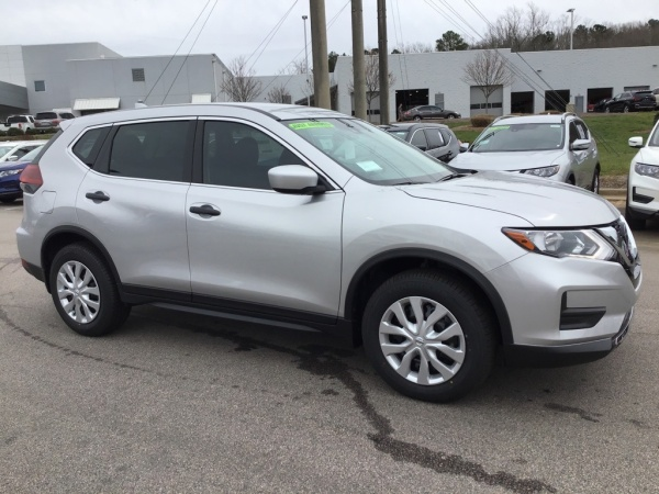 2020 Nissan Rogue in Raleigh, NC