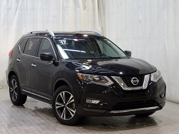 2017 Nissan Rogue in Raleigh, NC