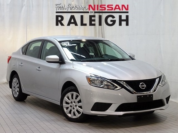 2017 Nissan Sentra in Raleigh, NC