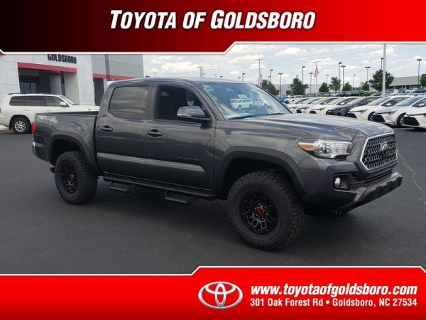 2019 Toyota Tacoma SR Double Cab 5' Bed V6 4WD Automatic For