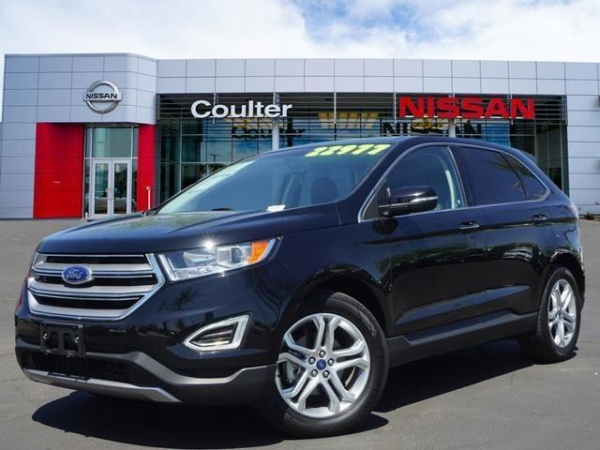 2018 Ford Edge in Surprise, AZ