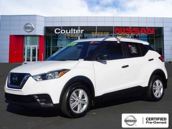 2019 Nissan Kicks in Surprise, AZ