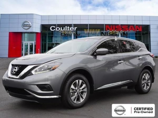 2018 Nissan Murano in Surprise, AZ