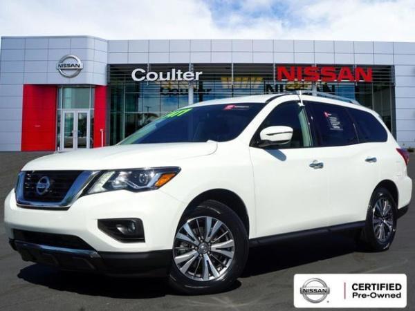 2019 Nissan Pathfinder in Surprise, AZ