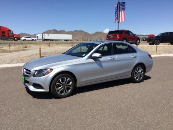 2018 Mercedes-Benz C-Class in Buckeye, AZ