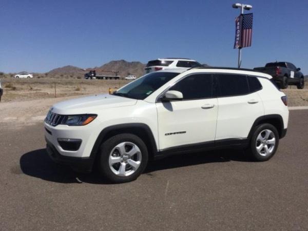 2018 Jeep Compass in Buckeye, AZ