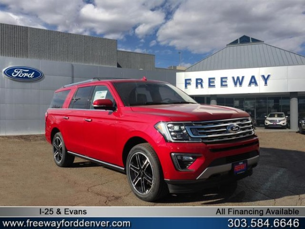 2020 Ford Expedition in Denver, CO