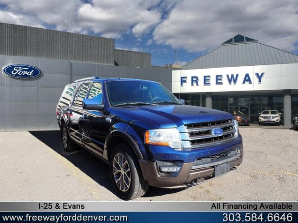2016 Ford Expedition in Denver, CO