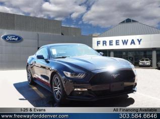 2017 Ford Mustang Ecoboost Fastback For In Denver Co