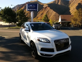 Used Audi For Sale In Glenwood Springs CO Used Audi Listings In - Glenwood audi