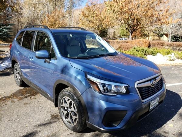 2020 Subaru Forester in Glenwood Springs, CO
