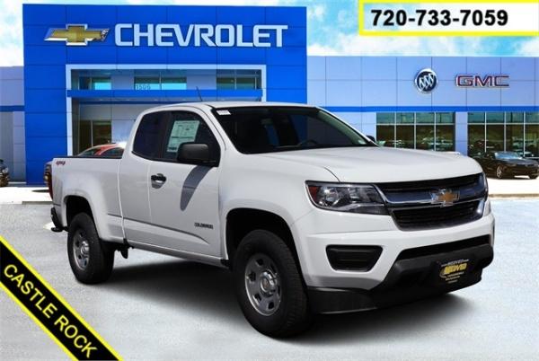 2020 Chevrolet Colorado in Castle Rock, CO