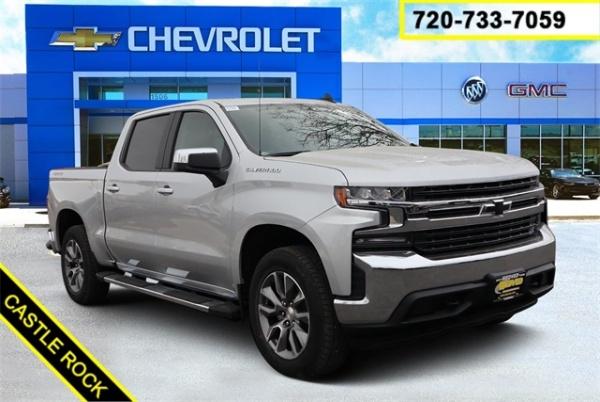 2020 Chevrolet Silverado 1500 in Castle Rock, CO