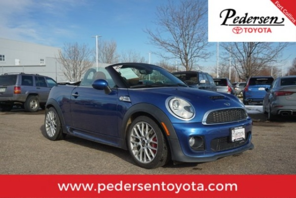 2012 MINI Cooper Roadster John Cooper Works