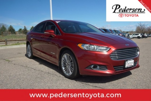2013 Ford Fusion in Fort Collins, CO