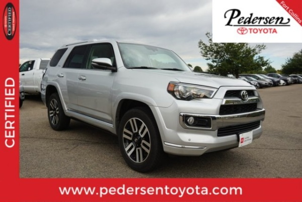2016 Toyota 4Runner in Fort Collins, CO