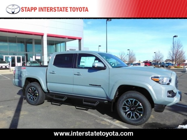 2020 Toyota Tacoma in Frederick, CO