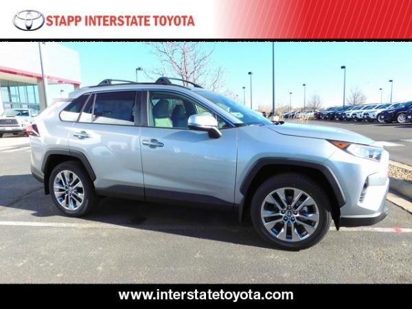 2020 Toyota RAV4 in Frederick, CO