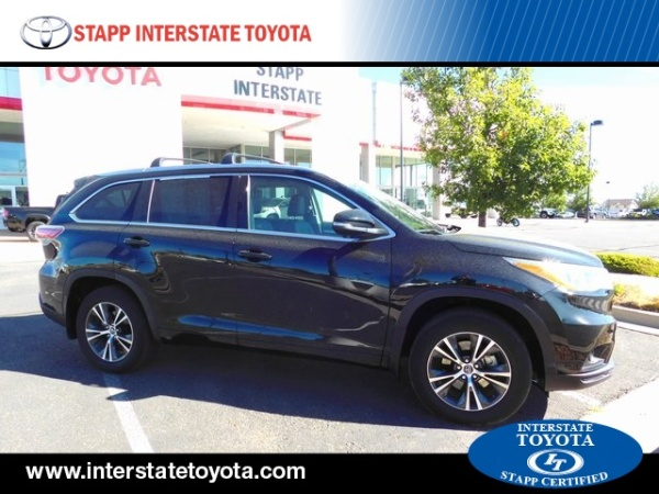 2016 Toyota Highlander in Frederick, CO