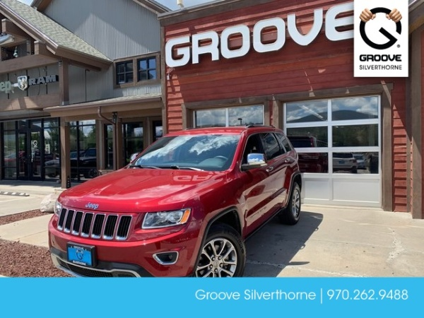 2015 Jeep Grand Cherokee in Silverthorne, CO