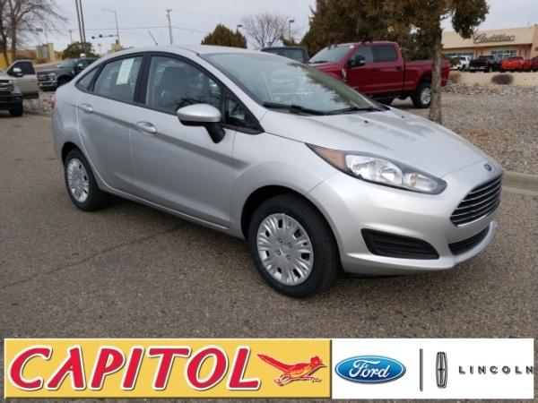 2019 Ford Fiesta S Sedan For Sale In Santa Fe Nm Truecar