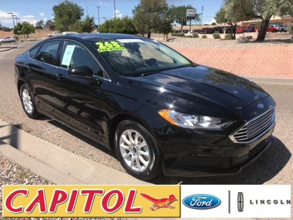 2018 Ford Fusion in Santa Fe, NM