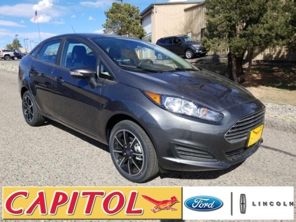 2019 Ford Fiesta Se Sedan For Sale In Santa Fe Nm Truecar