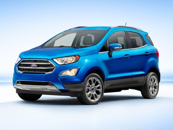 2020 Ford EcoSport in Santa Fe, NM