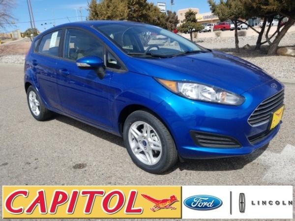 2019 Ford Fiesta Se Hatchback For Sale In Santa Fe Nm Truecar