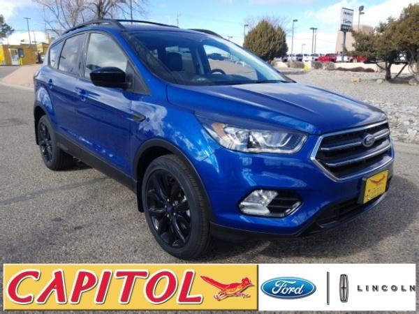 2019 Ford Escape Se Awd For Sale In Santa Fe Nm Truecar