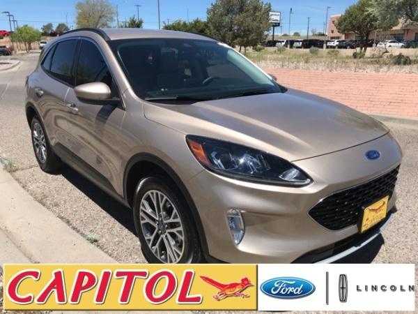 2020 Ford Escape in Santa Fe, NM