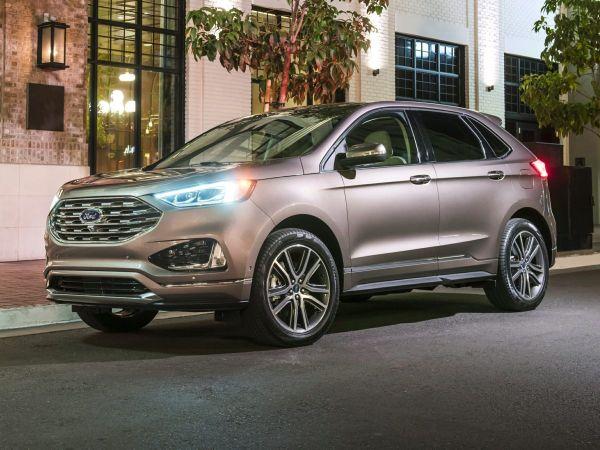2020 Ford Edge in Santa Fe, NM