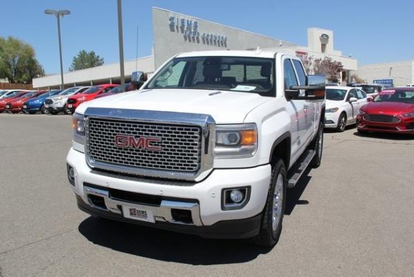2015 GMC Sierra 2500HD in Farmington, NM