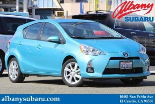 Used 2017 Toyota Prius C Four For In Albany Ca