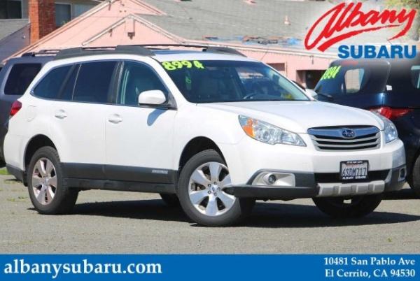 2011 Subaru Outback in Albany, CA