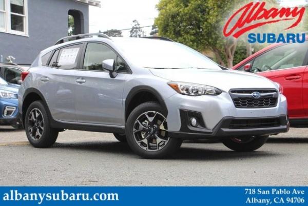 2020 Subaru Crosstrek in Albany, CA