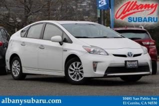 2017 Toyota Prius Plug In Hybrid For Albany Ca